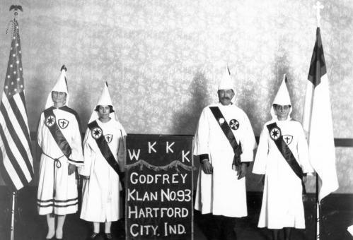 Klan the ku what was klux Ku Klux