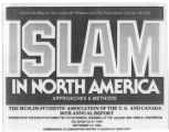 20th Muslim Students' Association of the United States and Canada annual report, 1982