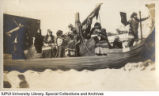 Boat in Turnfest Parade, ca. 1913