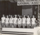 1952 U.S. Women's Olympic Gymnastic Team