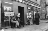 Betting Shop Picket, 1976