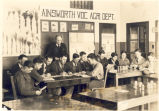 Ainsworth Vocational Agricultural Department, ca. 1935.