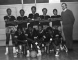 1971 East Side Christian Center Basketball Team