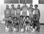 1971 East Side Christian Center Winning Basketball Team