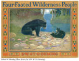 Four footed wilderness people.