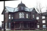 Charles E. Thornton House, 1226 Broadway Street, n.d. (Indianapolis, Ind.)
