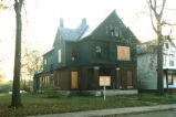 Nicholson Sisters House, 1233 Broadway Street, n.d. (Indianapolis, Ind.)
