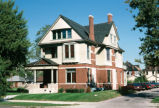 Alvins S. Lockard House, 1413 North Delaware Street, 1986 (Indianapolis, Ind.)