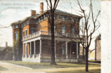 Benjamin Harrison House, 1230 North Delaware Street, n.d. (Indianapolis, Ind.)