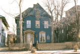 Harold B. Hibben House, 1451 North Delaware Street, 1977 (Indianapolis, Ind.)