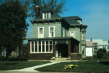 Butler-Wallace-Vonnegut House, 630 East 13th Street, 1982 (Indianapolis, Ind.)