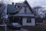 Everts-Paddock House, 1410 North Park Avenue, c1977 (Indianapolis, Ind.)