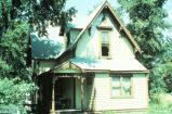 Everts-Paddock House, 1410 North Park Avenue, n.d. (Indianapolis, Ind.)