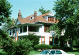 Braxton-Baker House, 1528 North Park Avenue, 1979 (Indianapolis, Ind.)