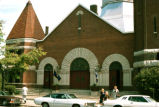 Cetnral Avenue Methodist Episcopal Church, 512 East 12th Street, 1977 (Indianapolis, Ind.)