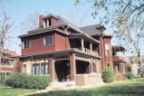 Butler-Wallace-Vonnegut House, 630 East 13th Street, n.d. (Indianapolis, Ind.)