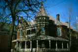 Frederick Ruskaup House, 711 Dorman Street, n.d. (Indianapolis, Ind.)