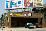 Kirk Gasoline Station, 414 North College Avenue, 1979 (Indianapolis, Ind.)