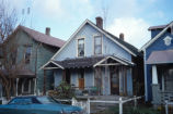 Collins H. Smith Double House, 620-622 Lockerbie Street, 1977 (Indianapolis, Ind.)