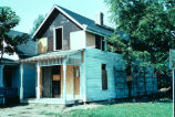 George Holler House, 324 North Park Avenue, 1976 (Indianapolis, Ind.)