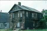 George McCurdy Double House, 622-624 East Vermont Street, 1979 (Indianapolis, Ind.)