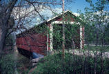 Ceylon Covered Bridge, 1982 (Geneva, Ind.)