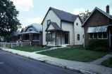 House, California Street, 1990 (Indianapolis, Ind.)