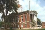 Switzerland County Courthouse, 1986 (Vevay, Ind.)