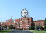 Colgate-Palmolive Plant and Clock, South Clark Boulevard, 2006 (New Albany, Ind.)