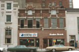 Commercial Building, 100 block North Delaware Street, 1977 (Indianapolis, Ind.)