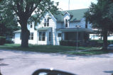 House, Justus Street, 1980 (Oxford, Ind.)