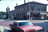 Lodge and Church, 1980 (Oxford, Ind.)