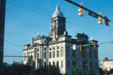 Clinton County Courthouse, North Main Street, 1993 (Frankfort, Ind.)