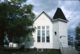 Second Baptist Church, 1025 Reed Street, 1987 (Columbus, Ind.)
