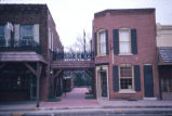 Commercial buildings, n.d. (Zionsville, Ind.)