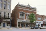 Commercial Building. 116 West Main Street, 1995 (Delphi, Ind.)