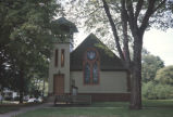 St. Mary's Episcopal Church, 321 West Main Street, 1977 (Delphi, Ind.)