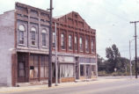 Commercial buildings, 1977 (Logansport, Ind.)