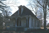 Dr. Hauss Office, North New Albany Avenue, c1988 (Sellersburg, Ind.)