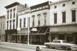 Commercial buildings, Spring Street, n.d. (Jeffersonville, Ind.)