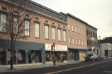 Commercial buildings, 300 block Spring Street, 1999 (Jeffersonville, Ind.)