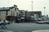 Commercial Buildings, Broadway Street, 1977 (Greensburg, Ind)