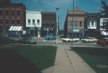 Commercial Buildings, East Main Street, 1976 (Greensburg, Ind.)