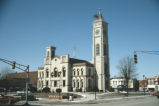 Decatur County Courthouse, Courthouse Square, 1993 (Greensburg, Ind.)