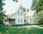 Dr. John Arnold House, c1999 (Rush Co., Ind.)