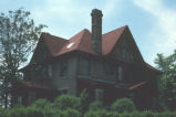 John Smith House, 601 West Howard Street, 1985 (Muncie, Ind.)