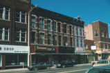 Commercial buildings, 119-123 South Main Street, 1975 (Elkhart, Ind.)