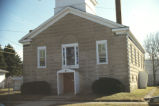 German Presbyterian Church, 2001 (Connersville, Ind.)