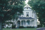 Hesler House, 450 South, 1987 (Fountain Co., Ind.)