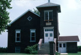Salem Methodist Episcopal Church, 300 North, 1987 (Fountain Co., Ind.)